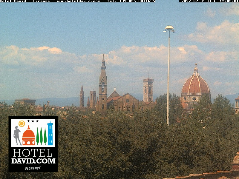 Webcam For The Port Of Florence/Pisa