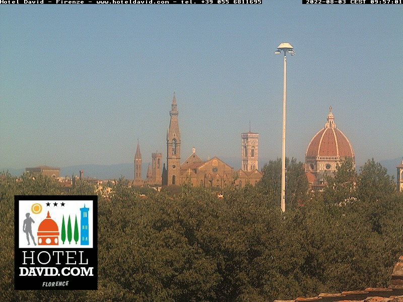 WEBCAM FIRENZE SANTA CROCE